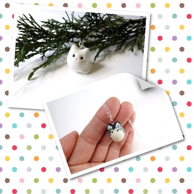 Shop-Etsy-ChikoCraft-Ceramic-Mini-Cat-Charms